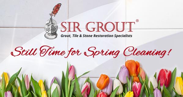 Sir Grout Washington DC Metro Logo