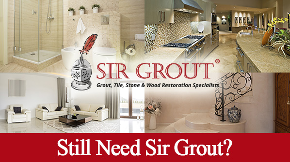 Sir Grout Washington DC Metro Logo