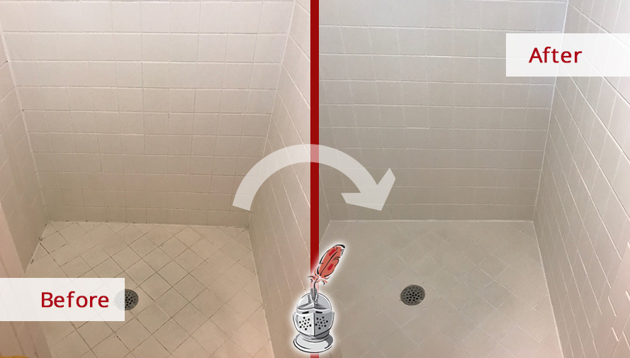 Eliminate all the dirt from your shower with our amazing grout cleaning service in rockville md for Bathroom tile cleaning service