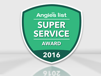 Picture of Sir Grout Washington DC's Angie's List Super Service Award